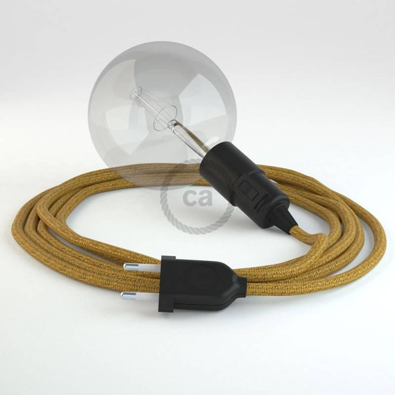 Configura il tuo Snake Glitterato Oro RL05 e porta la luce dove vuoi tu.