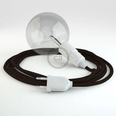 Configura il tuo Snake Effetto Seta Marrone RM13 e porta la luce dove vuoi tu.