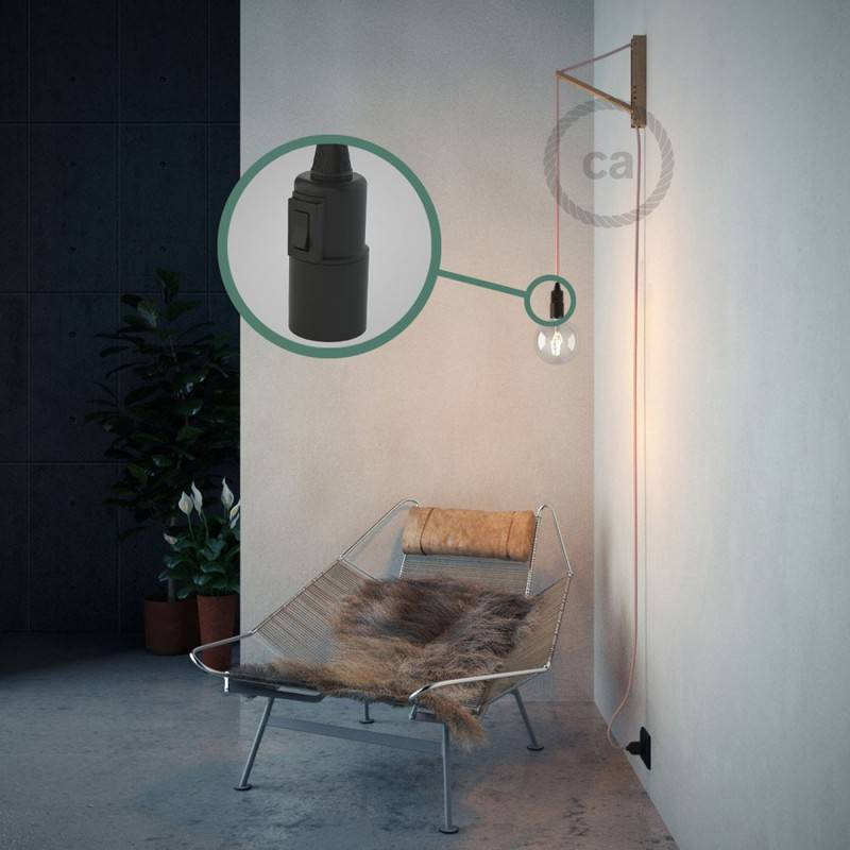 Configura il tuo Snake Effetto Seta Rosa Baby RM16 e porta la luce dove vuoi tu.