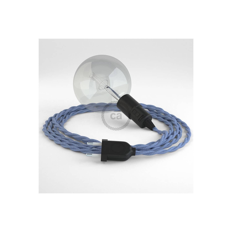 Configura il tuo Snake Effetto Seta Lilla TM07 e porta la luce dove vuoi tu.