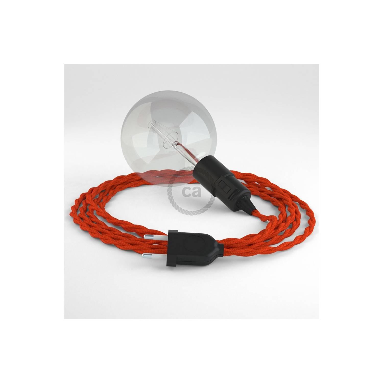 Configura il tuo Snake Effetto Seta Arancione TM15 e porta la luce dove vuoi tu.