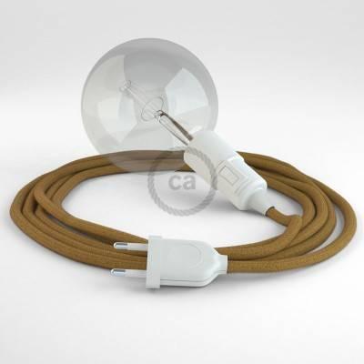 Configura il tuo Snake Cotone Miele Dorato RC31 e porta la luce dove vuoi tu.