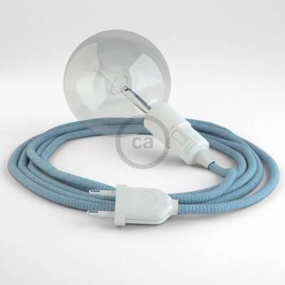 Configura il tuo Snake ZigZag Blu Steward RD75 e porta la luce dove vuoi tu.