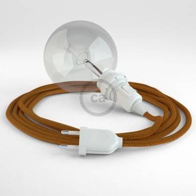 Configura il tuo Snake per paralume Effetto Seta Whiskey RM22 e porta la luce dove vuoi tu.
