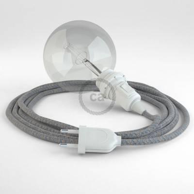 Configura il tuo Snake per paralume Losanga Blu Steward RD65 e porta la luce dove vuoi tu.