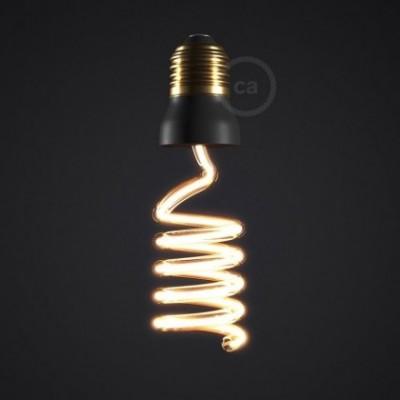 Lampadina LED Art Loop Up 12W E27 Dimmerabile 2200K
