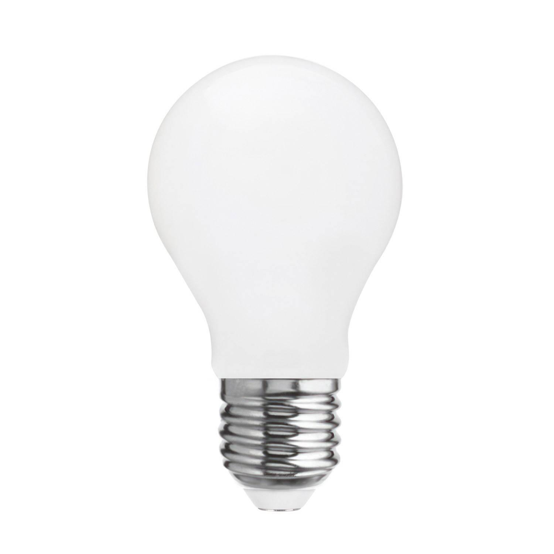 Lampadina Milky LED Goccia A60 7,5W E27 Dimmerabile 2700K
