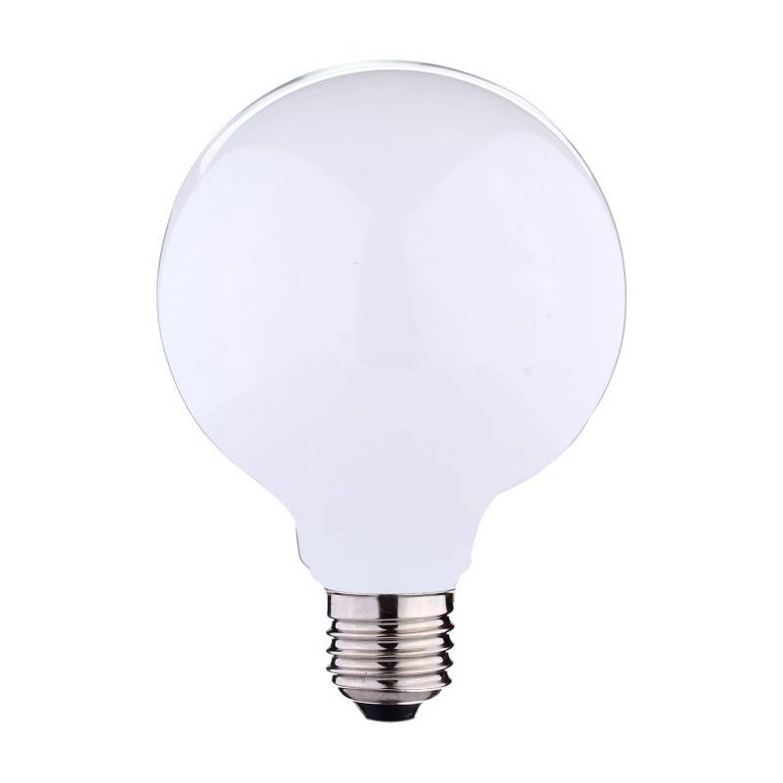 Lampadina LED Globo G125 Milky 11W E27 2700K