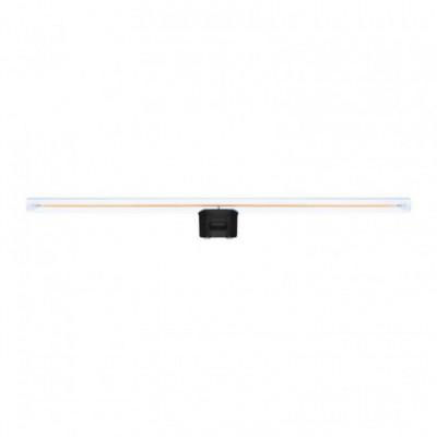 Lampadina LED lineare Mini trasparente S14d - lunghezza 300 mm 8W Dimmerabile 2200K - per Sistema S14