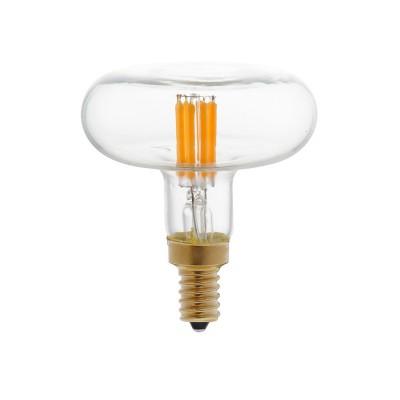 Lampadina LED DASH D66 Clear filamento dritto 4W E14 Dimmerabile 2700K