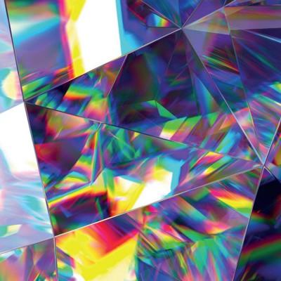 Lampadina LED Diamante filamento curvo 3W E27 Dimmerabile 2000K