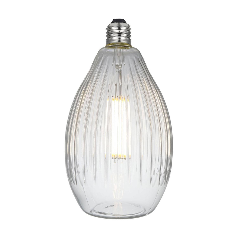 Lampadina LED Eos Clear Linea Crystal 6W E27 Dimmerabile 2700K