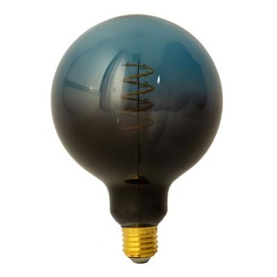 Lampadina LED Globo G125 linea Pastel Dusk filamento a Spirale 5W E27 Dimmerabile 2500K