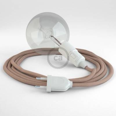 Configura il tuo Snake ZigZag Rosa Antico RD71 e porta la luce dove vuoi tu.