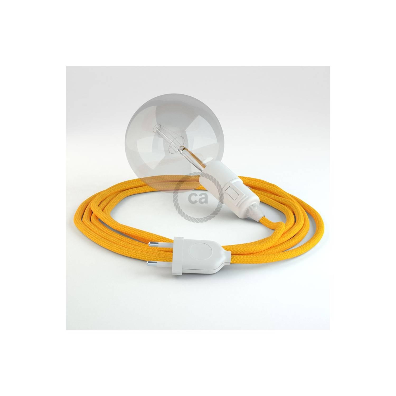 Configura il tuo Snake Effetto Seta Giallo RM10 e porta la luce dove vuoi tu.
