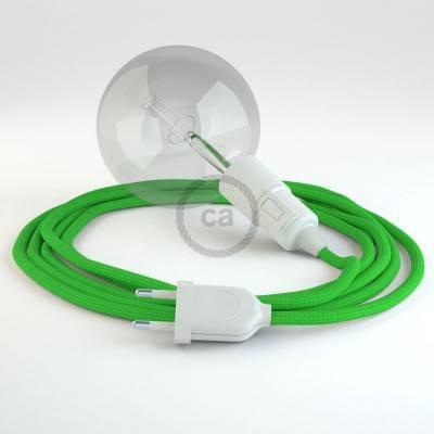 Configura il tuo Snake Effetto Seta Lime RM18 e porta la luce dove vuoi tu.