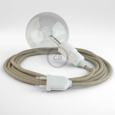 Configura il tuo Snake Lino Naturale Neutro RN01 e porta la luce dove vuoi tu.