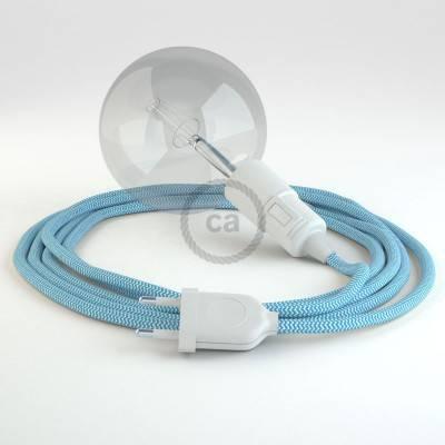 Configura il tuo Snake ZigZag Turchese RZ11 e porta la luce dove vuoi tu.