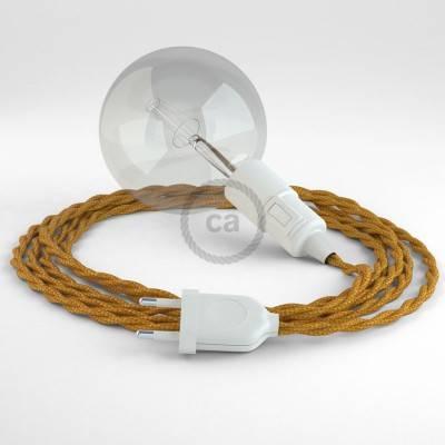 Configura il tuo Snake Effetto Seta Oro TM05 e porta la luce dove vuoi tu.