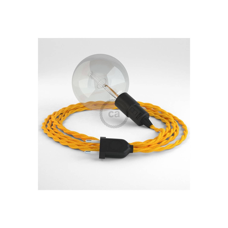 Configura il tuo Snake Effetto Seta Giallo TM10 e porta la luce dove vuoi tu.