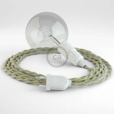 Configura il tuo Snake Lino Naturale Neutro TN01 e porta la luce dove vuoi tu.