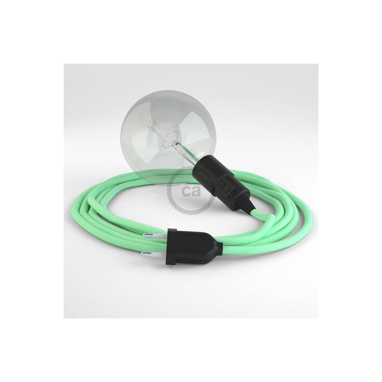 Configura il tuo Snake Cotone Latte Menta RC34 e porta la luce dove vuoi tu.
