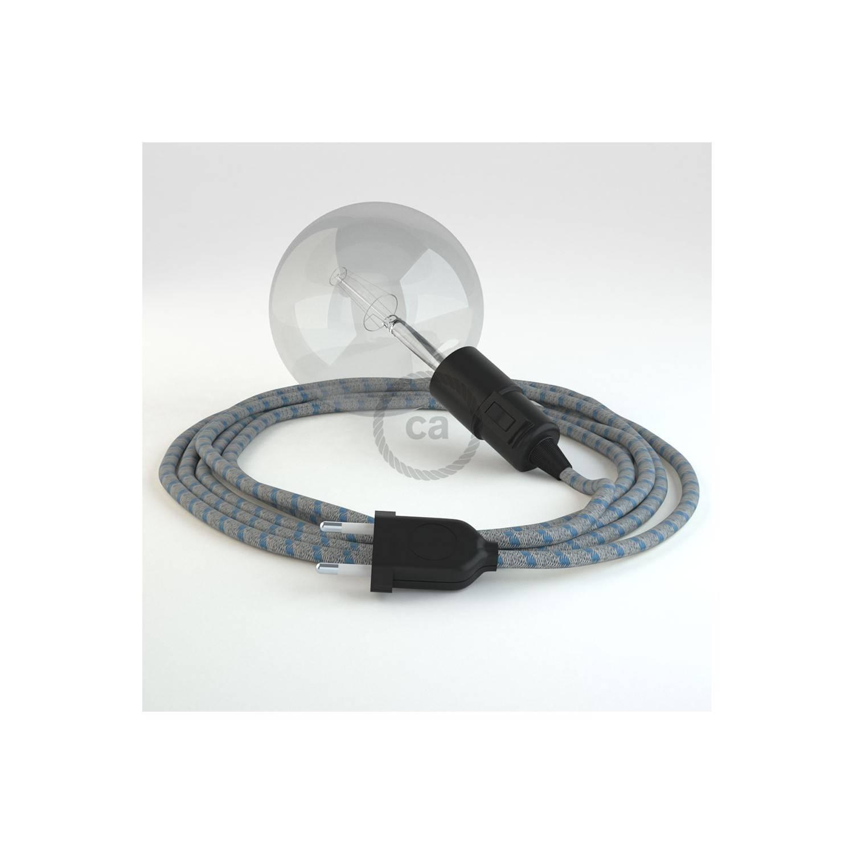 Configura il tuo Snake Stripes Blu Steward RD55 e porta la luce dove vuoi tu.