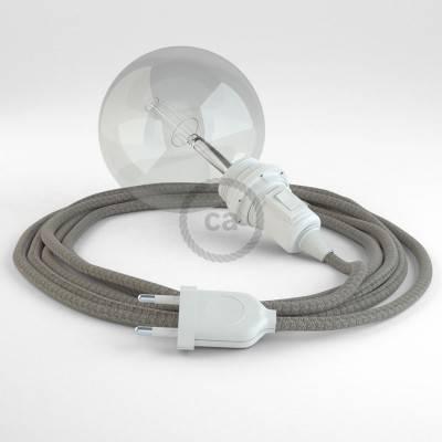 Configura il tuo Snake per paralume Losanga Verde Timo RD62 e porta la luce dove vuoi tu.