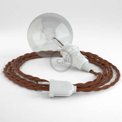 Configura il tuo Snake per paralume Cotone Daino TC23 e porta la luce dove vuoi tu.