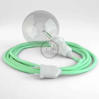 Configura il tuo Snake per paralume Cotone Latte Menta RC34 e porta la luce dove vuoi tu.