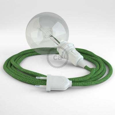Configura il tuo Snake per paralume Cotone Bronte RX08 e porta la luce dove vuoi tu.