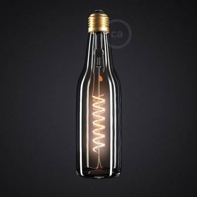 Lampadina LED Beer Chiara 8W E27 Dimmerabile 2200K