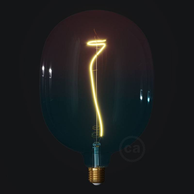 Lampadina LED Egg linea Pastel Dream filamento Vite 4W E27 Dimmerabile 2200K