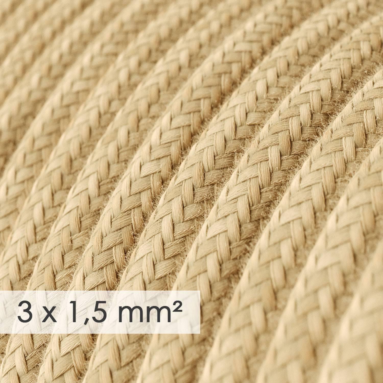 Cavo elettrico a larga sezione 3x1,50 rotondo - Juta RN06