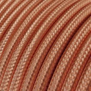 Cavo Elettrico rotondo 100% rivestito in Rame Rosso
