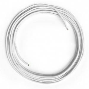 Cavo Lan Ethernet Cat 5e senza connettori RJ45 - RC01 Cotone Bianco