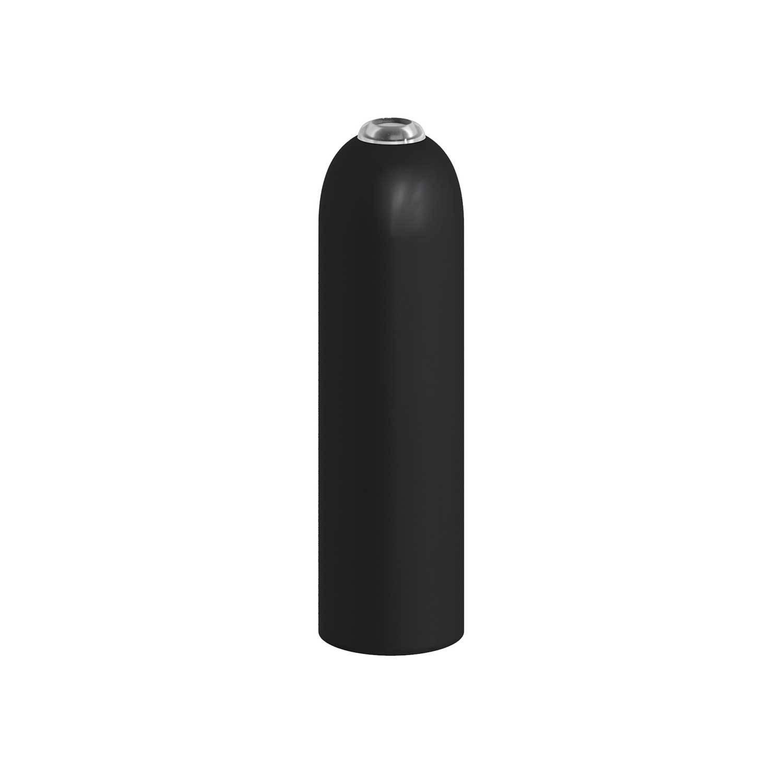 P-Light, kit portalampada E14 in metallo con serracavo a scomparsa