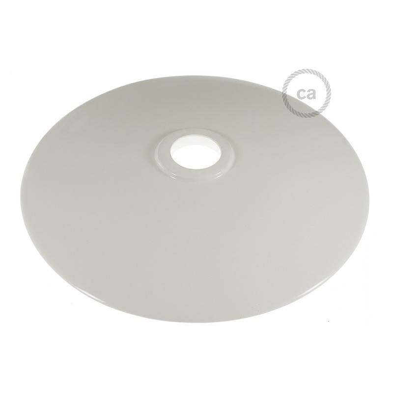 Paralume Piatto in ceramica per sospensione - Made in Italy