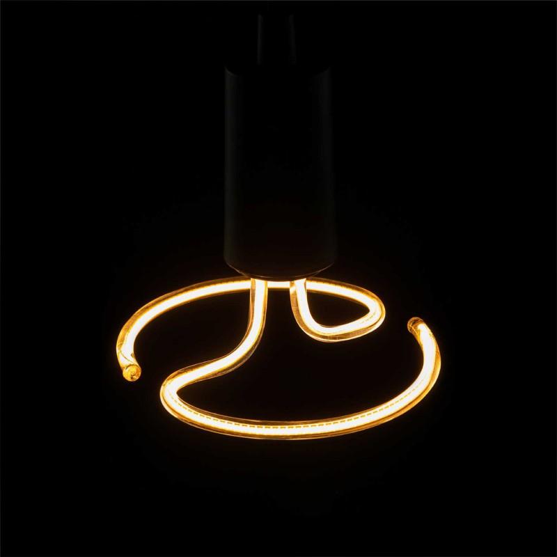 Lampadina LED Art Tai Chi 10W E27 Dimmerabile 2200K