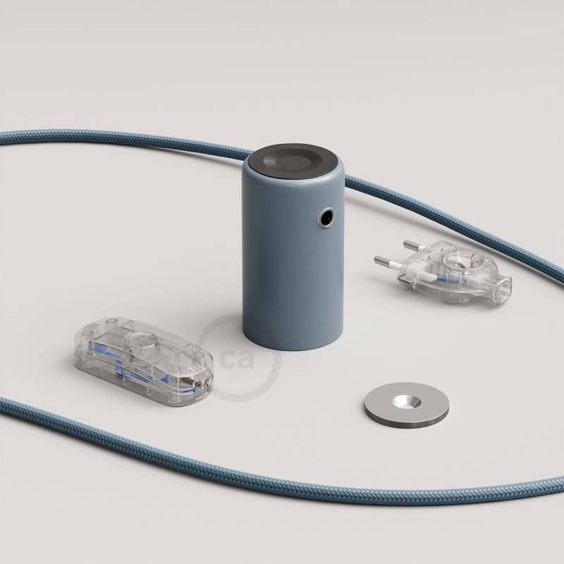 Magnetico®-Plug, portalampada magnetico pronto all'uso