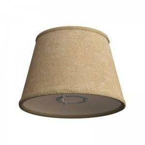 Paralume Impero con attacco E27 per lampada da tavolo o applique - Made in Italy