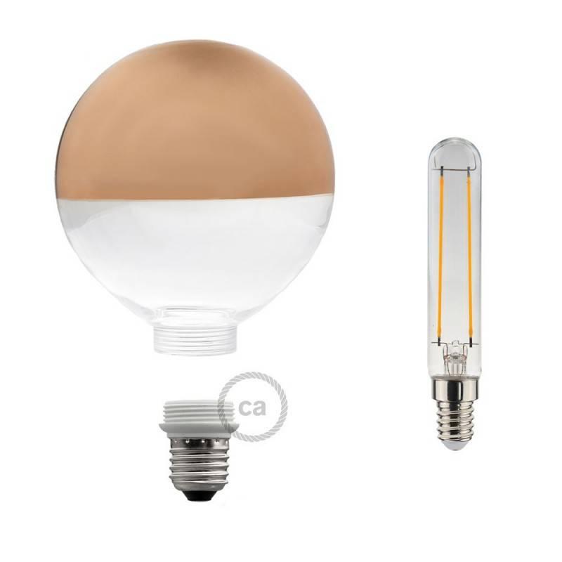Le nuove lampadine componibili creative cables creative - Le nuove lampadine ...