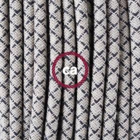 Lino grezzo e cotone: scopri tutte le nuove decorazioni per i tuoi cavi di design