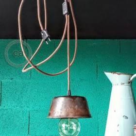 Cécile Missol: lampada vintage