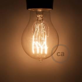 Nuove lampadine dimmerabili a filamento di carbonio