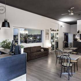 Il restyling del Ginnic Center Fitness Club