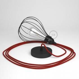 Pronti per essere appesi – Ecco i nuovi pendel con paralume Creative-Cables!