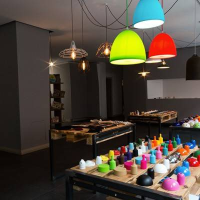 Lo Showroom di Creative-Cables cambia casa!