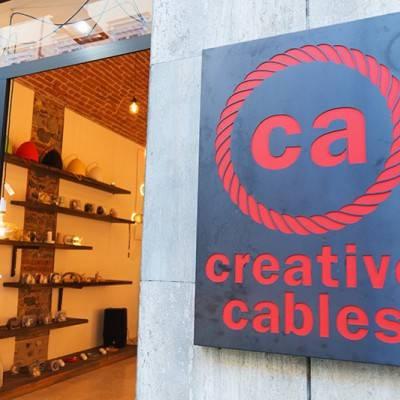 Apre a Torino il primo Creative-Cables Flagship Store!