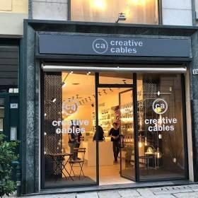 Apre ad Alessandria un nuovo Creative-Cables Flagship Store!